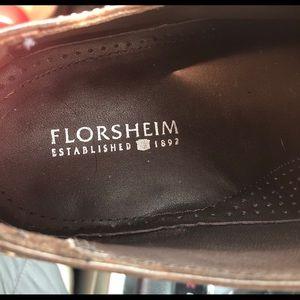 Men's Florsheim dress shoe